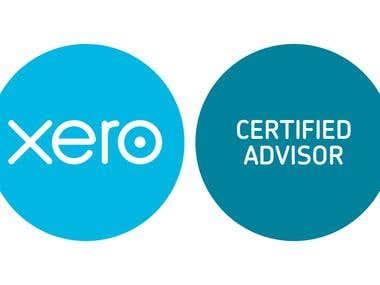 XERO Certified Adviser