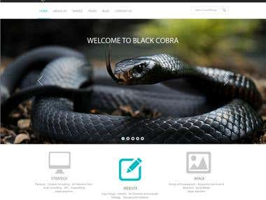 web black cobra