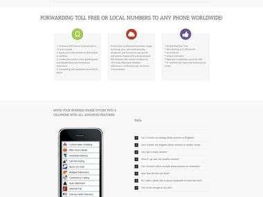 VOIP Innovation API development system