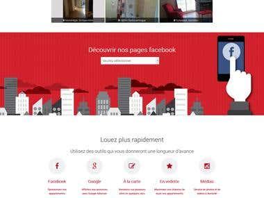 Joomla Real Estate Website Maintainance Service