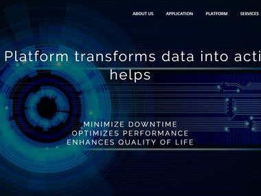 Responsive Website (www.linkedworx.com)