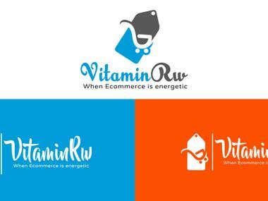 Vitamin RW E-commerce Store logo