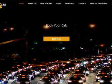 Taxi Web android and IOS