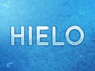 Texto Congelado o de Hielo (Frozen Text)