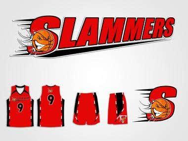 Slammers Logo