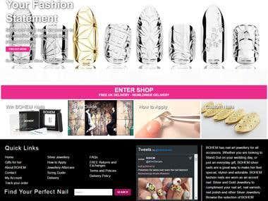 Bohem.co.uk - Latest Nail Fashion Jewellery