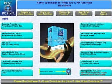 Computer Protection and Repair Software