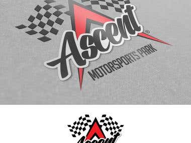 Logo design for a Motorsports Park