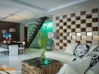 Modern Bali Villa