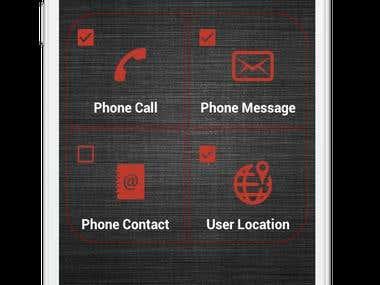 SPY APP - A mobile monitoring app