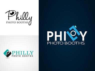 Philly Photo Booths - Logo Design