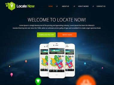 Locate Now - Social Networking site