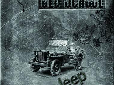 Carátula Cuaderno Urban Street Jeep