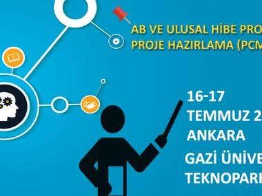 Create Banner for turkish website