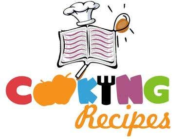 Cooking Recipes Logo