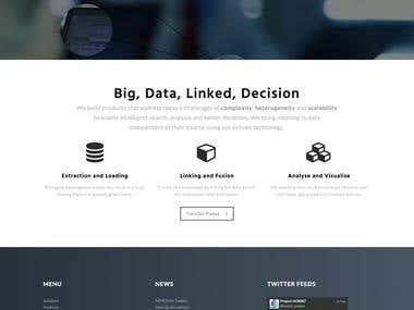 Ontos  Big Linked Data