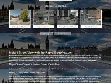 Rapid Street View