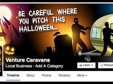 Facebook Cover - 3