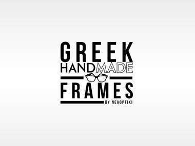 Geek handmade logo