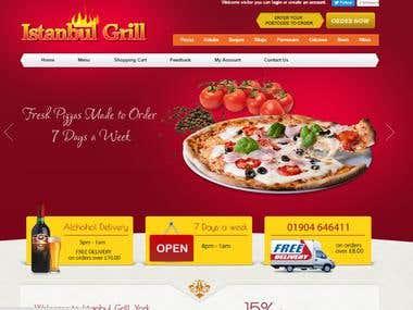 Restaurant Site Of UK
