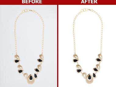 Jewelry Clipping Path | Background Remove