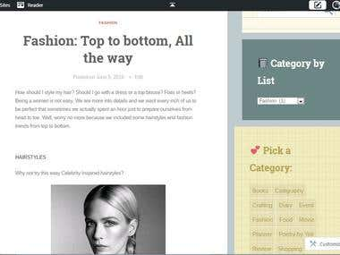 Fashion Related Articles