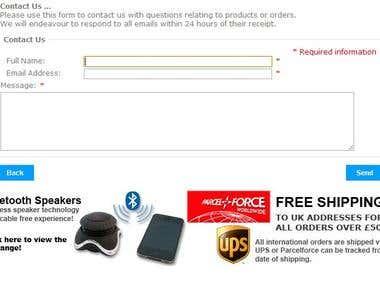 VibeJam - A Successful eCommerce Store