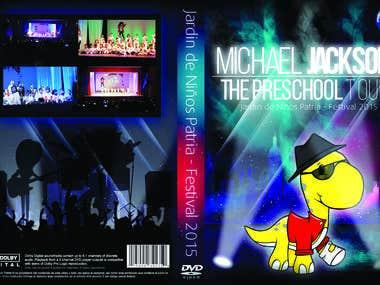 Portada para producción audiovisual escolar