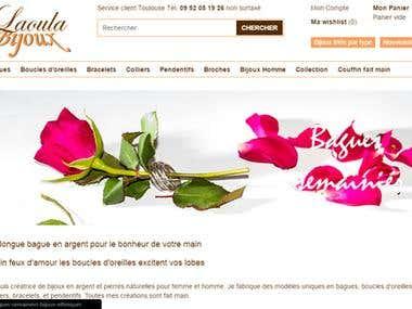 Bijouterie Laoula (https://www.laoula-bijoux.com/) :