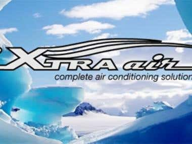 ExtraAir Air Conditioning.