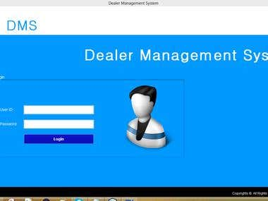 Auto Mobile  Management System
