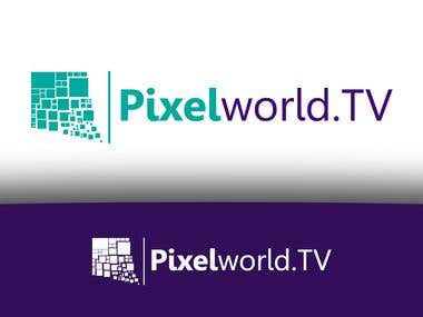 Pixelworld.tv logo