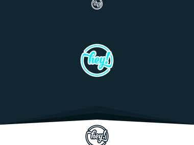 Hey! logo