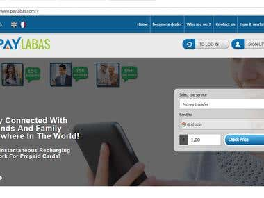 www.paylabas.com ASP.Net Website