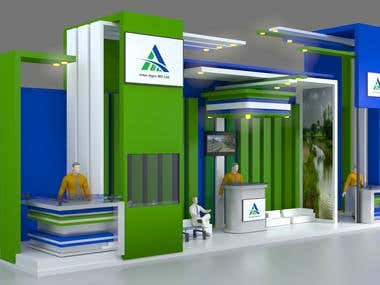 Exhibition Booth Design.