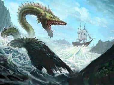 Tidal Wave Dragon