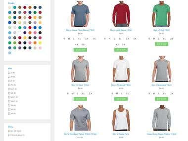 BUILD ONLINE STORE FROM SCRATCH