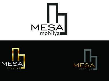 Logo Design - Mesa Mobilya