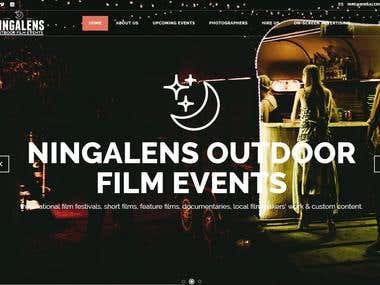 Ningalens Outdoor Events
