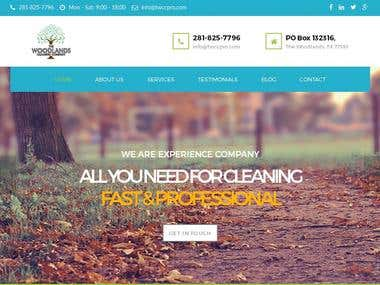 The Woodlands Cleaning Company