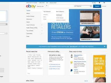 eBay Scraper