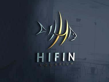HIFIN AQUARIUM Logo