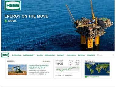 Hess Portal