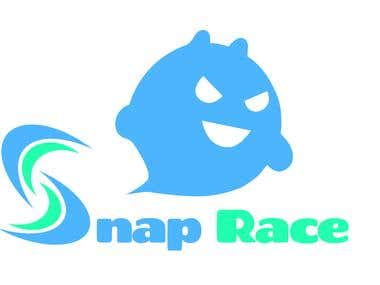 Snap Race Logo