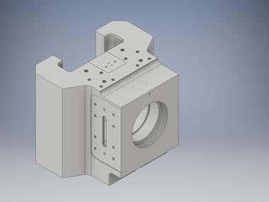 3d model in Inventor