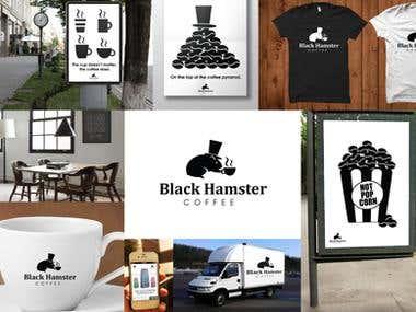 Black Hamster Coffee