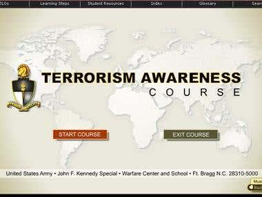 Terrorism Training Course