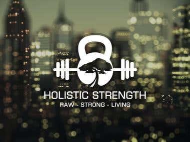 Holistic Strength Logo