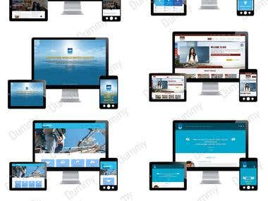 Responsive Website Design & Development