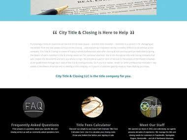City Title & Closing